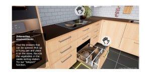 IKEA Küchenplaner um mit Virtual Reality die Wohnung einrichten